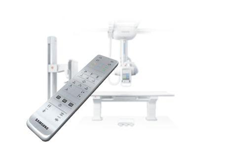Digitális röntgen vezérlése távirányítással