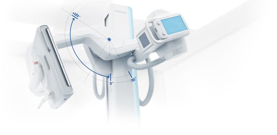 XGEO GU60 digitális U-karos röntgen készülék