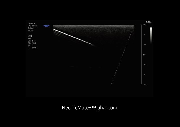 NeedleMate+ Sample