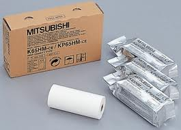 Mitsubishi KP65HM típusú nagyfelbontású hőpapír