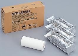 Mitsubishi KP91HG típusú nagyfelbontású, szuperfényes hőpapír
