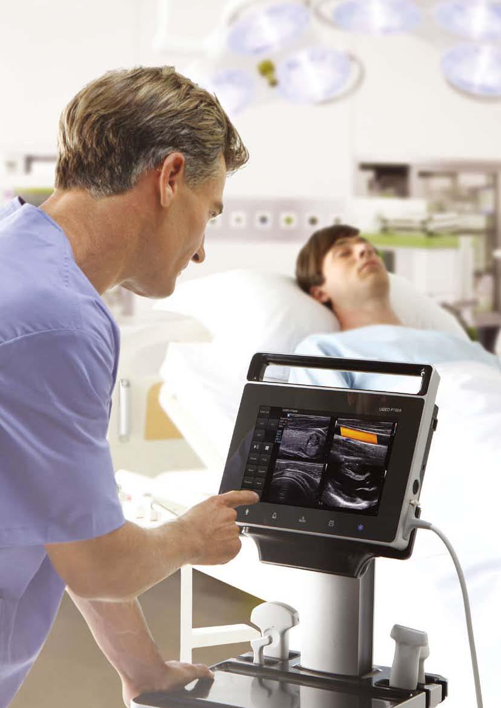 Samsung PT60A hordozható ultrahang készülék állvánnyal