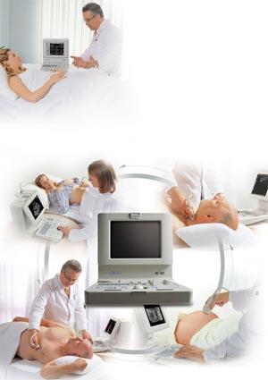 SonoAce PICO hordozható ultrahang készülék