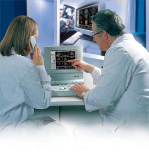 SonoAce PICO hordozható ultrahang készülék digitális képarchivációval