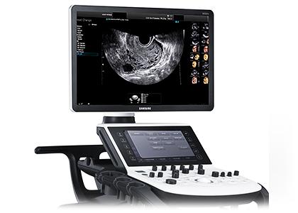 Nagy látószögű, 210°-os vaginalis ultrahang vizsgálófej