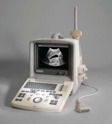 Hordozható ultrahang készülék - fekete/ fehér