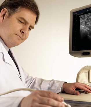 Radiológiai ultrahang készülék - SonoAce X8