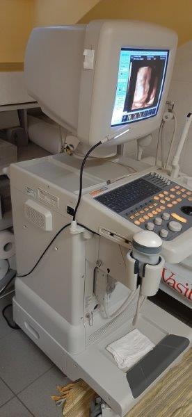 SonoAce 8000LV ultrahang készülék tartozékokkal eladó