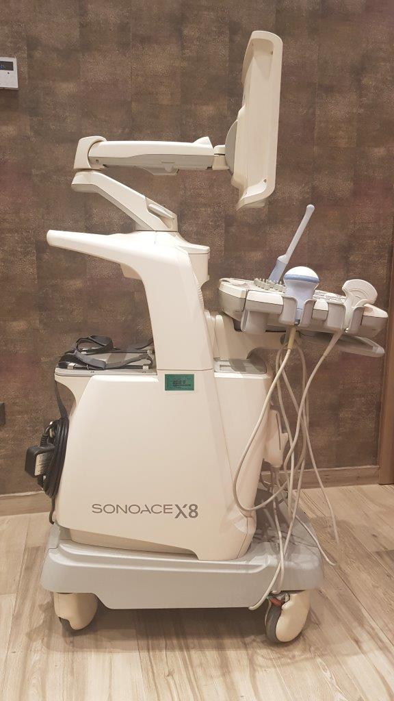 Samsung Medison SonoAce X8 használt 2D/3D/4D ultrahang készülék