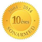 10 éves a Sonarmed